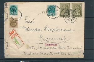 [G44658] Hungary Good cover with censor Very Nice see 2 picture
