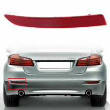 Left Red Lens Rear Bumper Reflector Marke Light for BMW 5 Series F10 F18 14-17