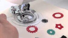 Domestic Flower Stitch Machine foot Flower Stitch Attachment