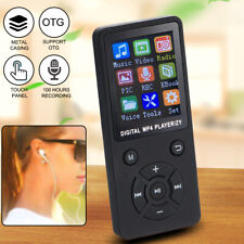 Portable 32GB MP3/MP4 Seven-Button Player Music FM Radio Speaker US STOCK