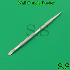 Nail Cuticle Pusher & Probe Manicure Pedicure Stainless Steel Instrument