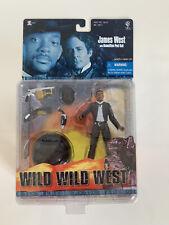 Wild Wild West Action Figure James West