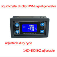 PWM Pulse Frequency Signal Generator Duty Cycle Adjustable Module Square Wave