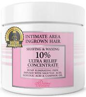 Divine Derrieré Ingrown Hair Treatment Pads (Razor Bump Stopper) After Shave