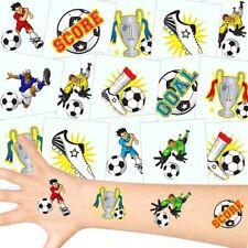 German Trendseller® - Fußball Tattoos Set   NEU