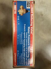 "Watts / Water Pressure Reducing Valve 1""- LFN45BM1-U"