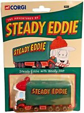 Corgi 59411 - The Adventures of Steady Eddie - With Woolly Hat - Vintage