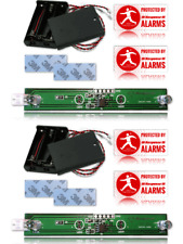 Response Twin Flashing LED PCBs For Dummy Alarms (3 Year Battery Life) TWIN PACK