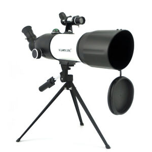 Visionking 400-80mm Refractor Monocular Astronomical Telescope + Camera Adapter