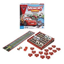 NIB DISNEY PIXAR CARS 2 MEMORY GAME Match & Motor Speedway HASBRO Free Ship