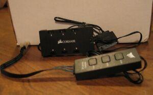 CORSAIR SP Lighting Controller & 6-Port RGB Fan Hub
