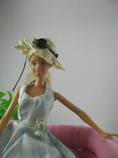 Hand made crochet hat for  Barbie,Fashion Royalty,Poppy Parker and similar dolls