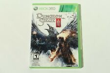 Dungeon Siege III (Xbox 360) Complete with Manual - Tested