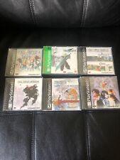 Final Fantasy VII VIII IX Origins Chronicles Anthology (Playstation 1, PS1)