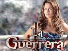 La Guerrera.. Telenovela Completa Brazileña 32 Dvds