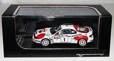 HPI 8018 1/43 Toyota Celica Turbo 4WD Rallye Tour de Corse 1992 Sainz RARE