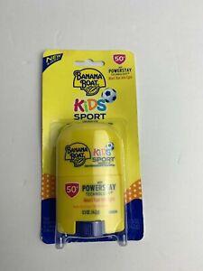 Banana Boat Kids Sport Sunscreen Stick,Water Resistant 2/PK, Spf 50+, 14.2g