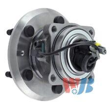 WJB WA512358 Rear Wheel Hub Bearing Assembly Interchage 512358 HA590264 BR930685