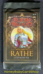Flesh and Blood Welcome to Rathe Alpha Print Booster Pack (Dorinthia Art)