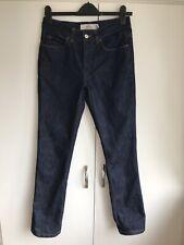 Topshop mens vintage slim navy jeans size W28 S 🔥Excellent Condition !!!