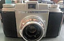 Kodak Pony IV Camera 44mm F/3.5 Vintage Film