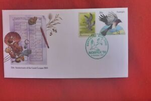 GREEN INK  NEWCASTLE NORPEX DUCKS POSTMARK 6TH JUNE1991 DUCK STAMP ON GOULD PD P