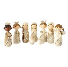 "Raz Imports 4.5"" Nativity Set of 9"