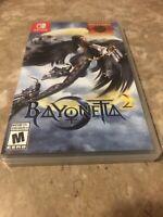 Bayonetta 2 (Nintendo Switch) - No code - Free Shipping
