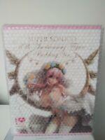 Super Sonico 10th Anniversary Wedding Ver 1/6 PVC Figure Good Smile Company New