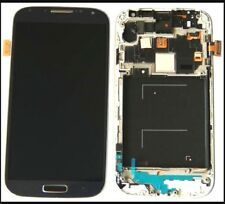 DISPLAY LCD+TOUCH SCREEN FRAME SAMSUNG PER GALAXY S4 GT-i9515 VETRO NERO COVER