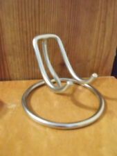 Pewter Tone Display Stand for Heart Keepsake Urns~~Stand ONLY~~
