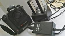 Kodak DCS 760 c-version Nikon F5 / with original charger!