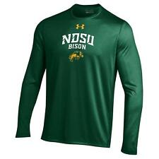 North Dakota State Bison Under Armour NCAA Men's Long Sleeve Tech Shirt, 3XL
