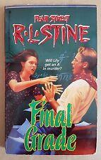 R.L. Stine / Fear Street: Final Grade / Paperback