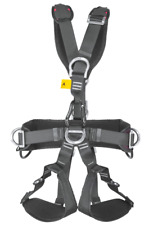 G-Force P90QR Rope Access Multi Purpose Safety Harness Quick Release Buckle M-XL