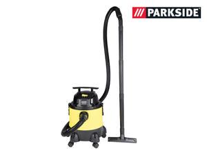 Parkside Wet & Dry Vacuum Cleaner