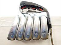 Ping G410 Black Dot Iron Set Stiff Flex Awt 2.0 Steel 5-Pw 0791672 Right Handed