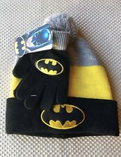 Bateman and Gloves Set - Boys One Size Fits Most