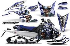 AMR RACING SNOWMOBILE DECAL SNOW SLED GRAPHIC KIT YAMAHA FX NYTRO 08-12 MTUSW