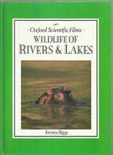 Jeremy Biggs ~ Wildlife of Rivers & Lakes hb Mallard Press 1990