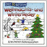 DIE 30 BESTEN WEIHNACHTS- UND WINTERLIEDER   Neu&  in Folie!