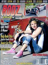 """OL' SKOOL RODZ MAGAZINE - Issue # 33 """"NEW!"""" (May 2009)"""