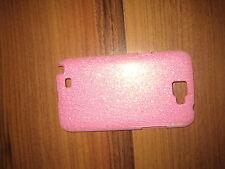 Samsung Galaxy Note II Handyhülle,Glizerateine,rosa,neu