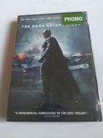 New Sealed The Dark Knight Rises DVD Christian Bale Gary Oldman Tom Hardy