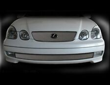 Lexus Gs Gs300 Gs430 Upper Griller Overlay and Lower mesh grille combo (Fits: Lexus)