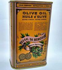 Portuguese Can Extra Virgin Olive Oil CASAL DA MEMORIA 750ml