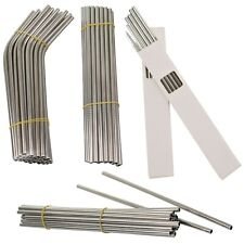 Bulk Wholesale Stainless Steel Straws. UK stock
