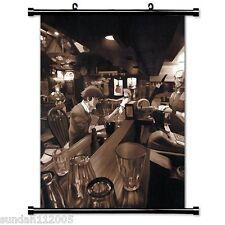 1 X Cowboy Bebop Anime Fabric Wall Scroll Poster  60*90CM DFG