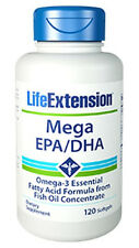 Mega EPA/DHA - Life Extension - 120 Softgels
