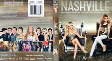 NASHVILLE SEASON 2  BLU RAY 3 DISC SET